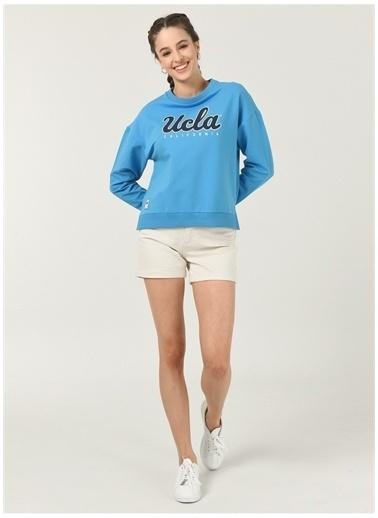 UCLA Ucla Sweatshırt Mavi